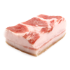 1⁄4 pound pork belly, diced