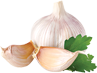 3 garlic cloves