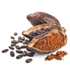 1⁄2 cup quality unsweetened cocoa