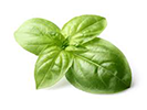 2 tablespoons basil julienne