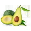 2 cups avocado, diced