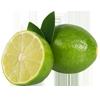 1 lime, juiced and peeled